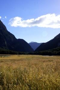Golden Valleys on Routeburn