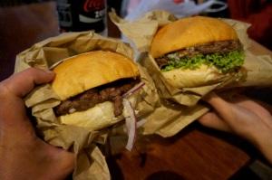 Two Fergburgers