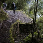 Following the Inca Trail to the Sun Gate