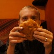 Nearly the size of my face